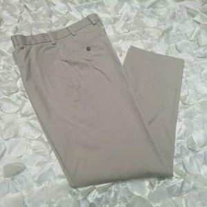 Brooks Brothers Advance Chino Clark 35 x 30 khakis